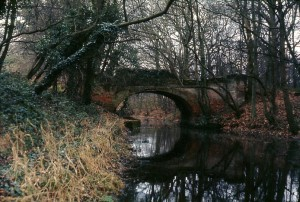 759. Stacey's Bridge, Winchfield. Pre-restoration REDUCED