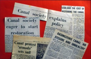 241. Newspaper cuttings 1968 REDUCED