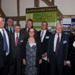Society Representatives Attend QAVS Reception