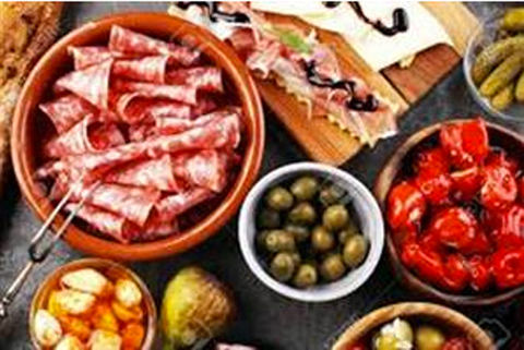 Spanish Tapas Theme Trip