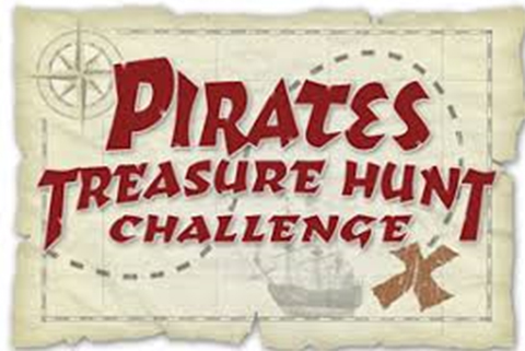 John Pinkerton Children's Pirate Treasure Hunt